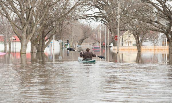 Pritet pranverë me vërshime të mëdha në SHBA