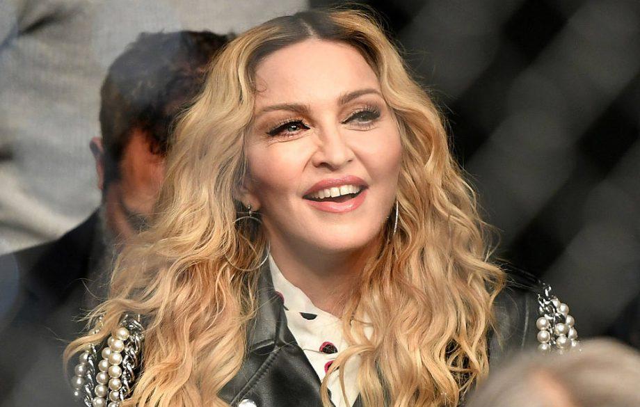 Madonna pritet të këndojë në Eurovision