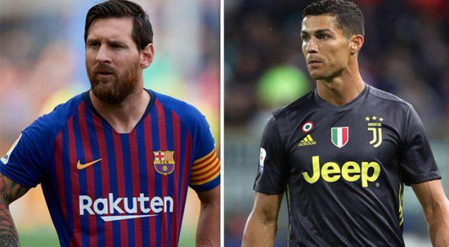 Ronaldo lë prapa Messin në listën e personave më të admiruar në botë