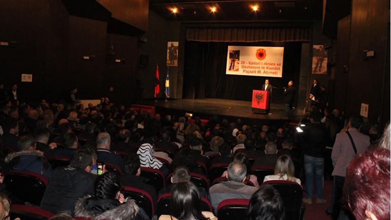 Lutfi Haziri: Këta të gjallët le ta mendojnë pak se ku ishin në ditën kur u vra Pajazit Ahmeti