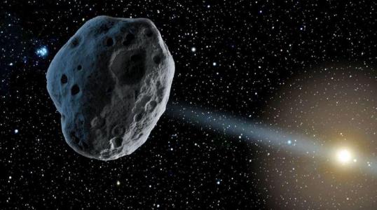 Japonezët bombardojnë një asteroid, eksperimenti i parë i këtij lloji