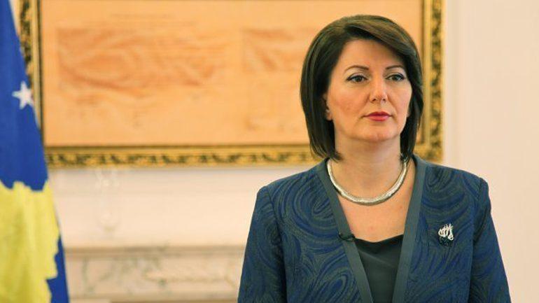 Ish-presidentja Jahjaga do të dëshmojë para Kongresit Amerikan për krimet e luftës në Kosovë