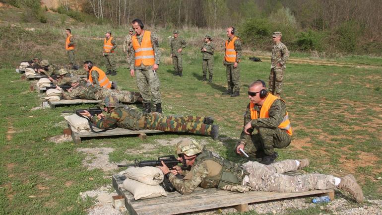 Shpallet ushtari më i mirë i FSK-së dhe i garës ndërkombëtare për vitin 2019