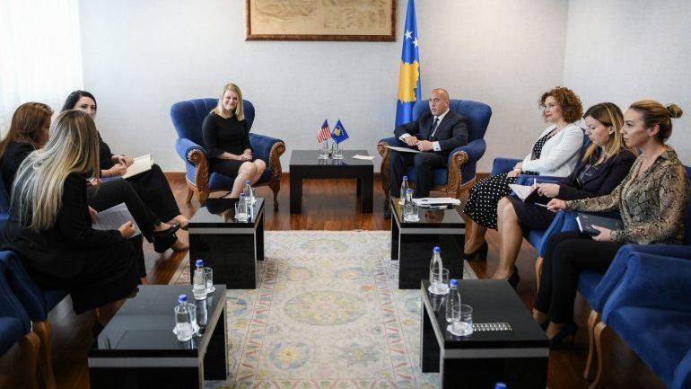 Haradinaj: Fuqizimi i rolit të gruas ka avancuar, por kemi ende punë për të bërë