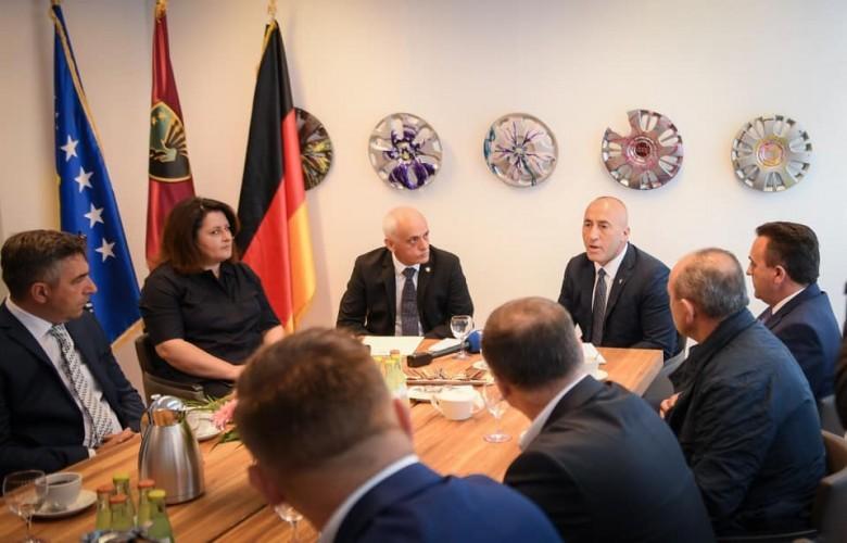 Haradinaj: Rast i mirë ta forcojmë lidhjen tonë bilaterale që e kemi Kosovë – Gjermani