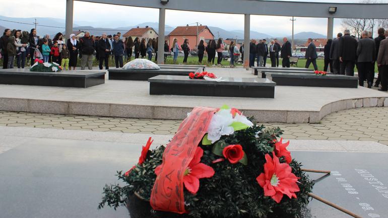 Përkujtohen dëshmorët e fshatrave Lubishtë dhe Smirë