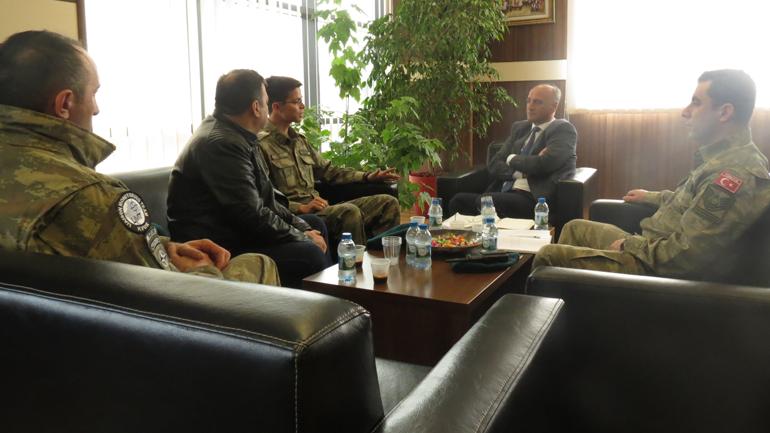 Kryeprokurori Maloku ka pritur në takim komandantin e KFOR-it për regjionin e Gjilanit