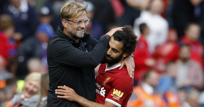 Klopp mbron Salah-un, thotë se Mo, është në të njëjtin nivel me të tjerët