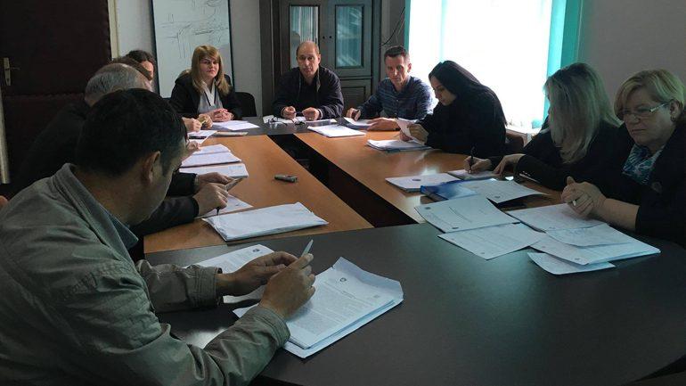 U mbajt mbledhja e pestë e rregullt e Komitetit për Politikë dhe Financa