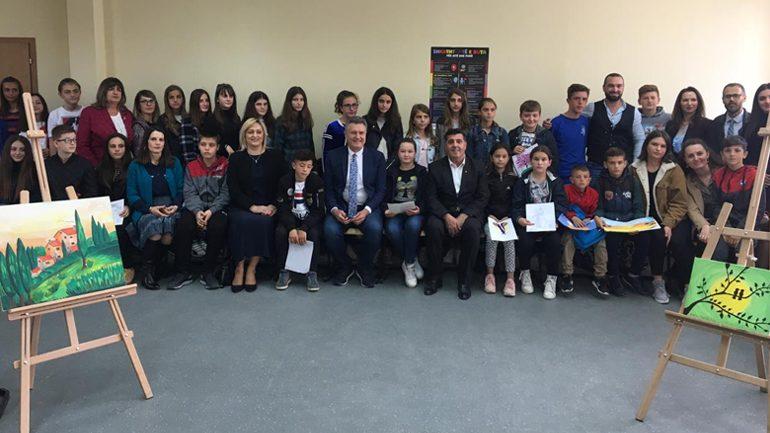 Publikohen rezultatet e garave të Kreativitetit Kulturor dhe Mendimit Kritik në Gjilan