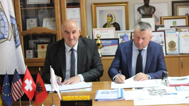 Komuna e Vitisë dhe komuna Velika Pisanica nënshkruajnë marrëveshje bashkëpunimi në shumë fusha