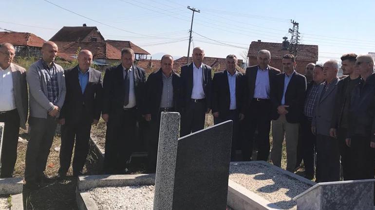 Përkujtohet ish deputeti i Kuvendit të Kosovës Hysni Salihu