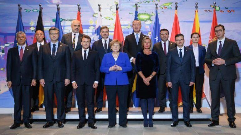 Publikohen konkluzionet e Samitit në Berlin