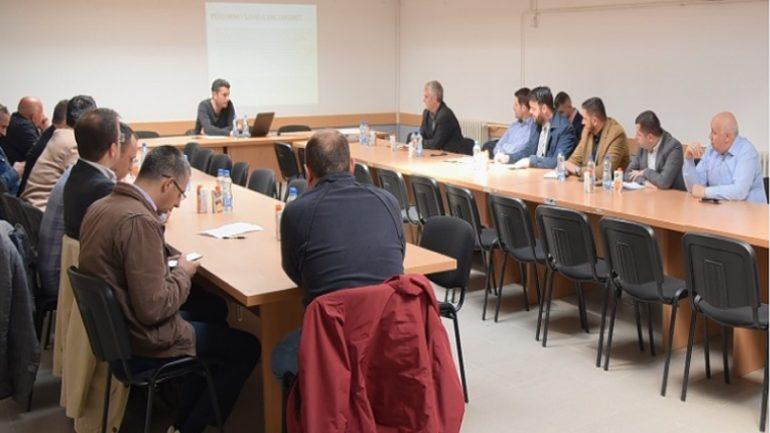 Komuna e Bujanocit pa zbatim të kënaqshëm të gjuhës dhe shkrimit shqip