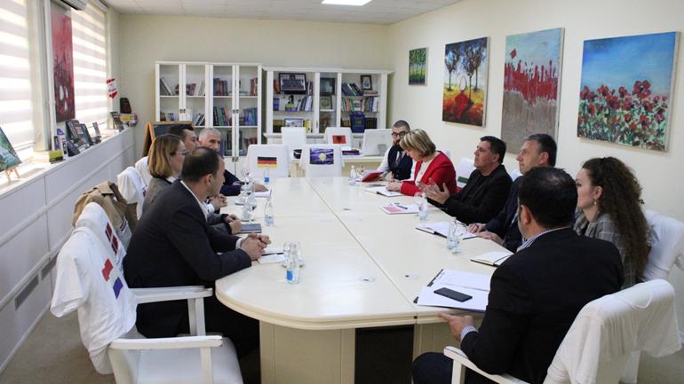 Haziri: Gjilani synon zgjidhjen e problemit të ujit të pijshëm për 100 vitet e ardhshme