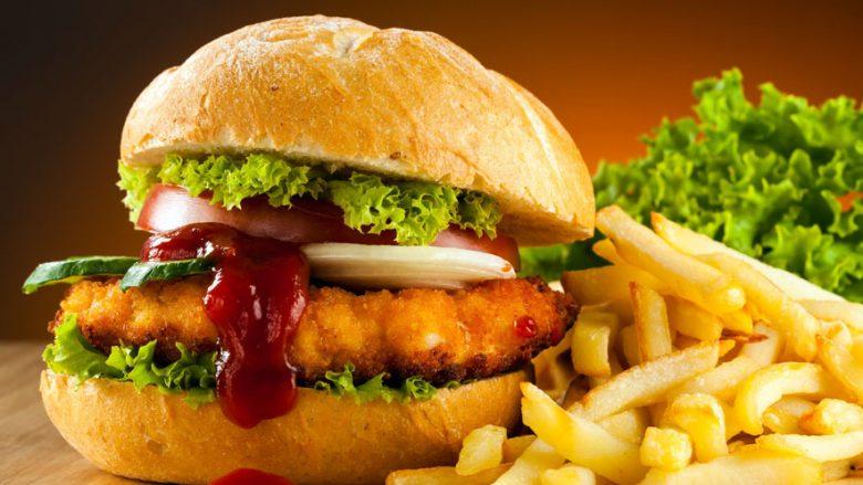 Ushqimi i dëmshëm po vret më shumë njerëz se duhani