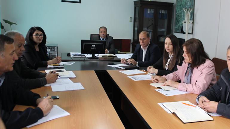 U mbajt mbledhja e radhës e Këshillit të Drejtorëve