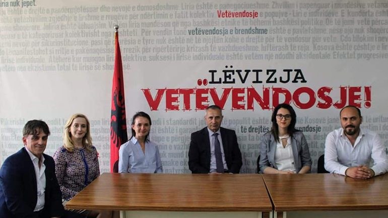 Drejtuesit e Vetëvendosjes presin në takim kryetaren e Kuvendit Komunal të Glattbrug të Zurich-ut