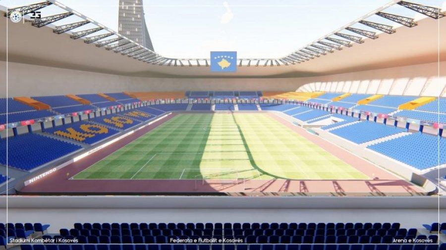19 kompani konkurrente për projektin e Stadiumit Nacional të Kosovës