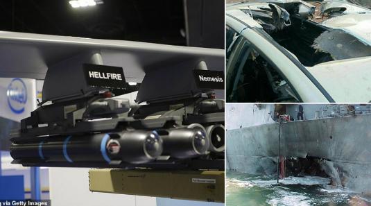 SHBA krijon armë pa shpërthim, por që shkatërron objekte