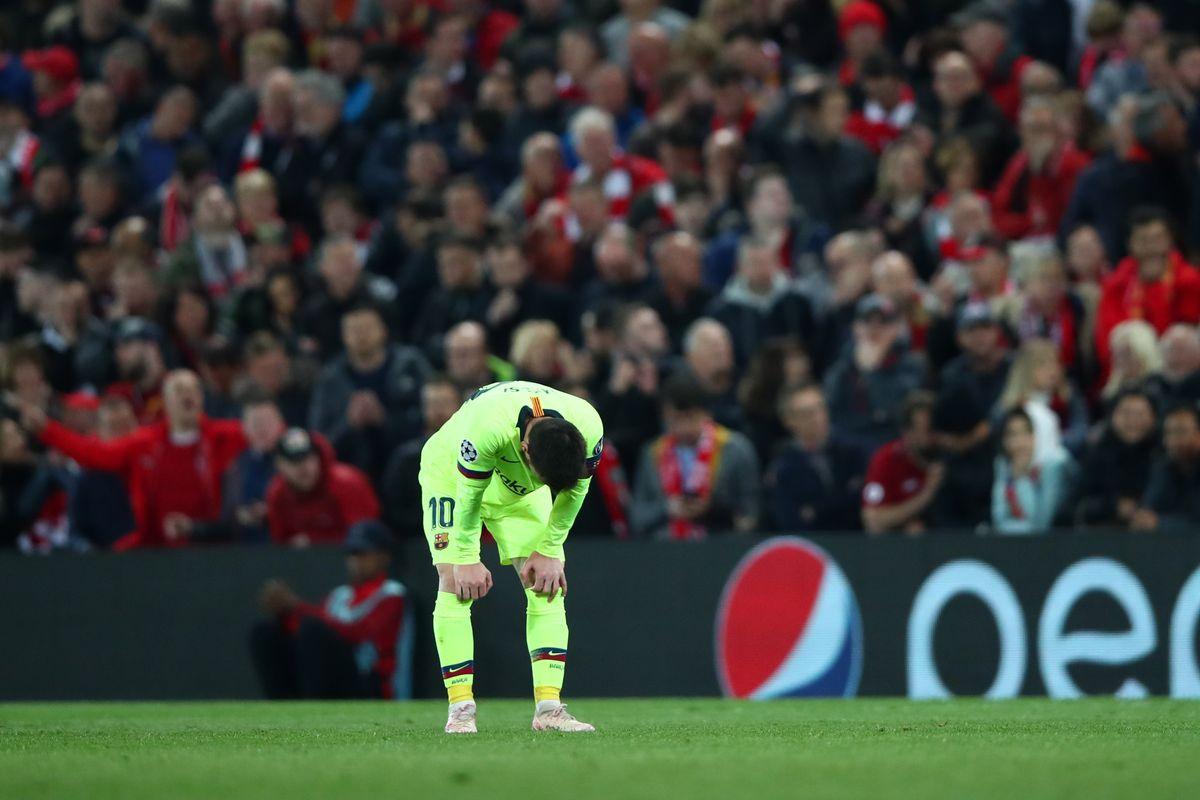 UEFA publikon formacionin e javës, asnjë futbollist i Barcelonës