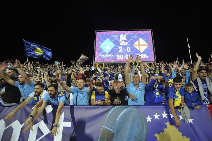 FFK ndanë mbi 2 mijë bileta për tifozët anglezë