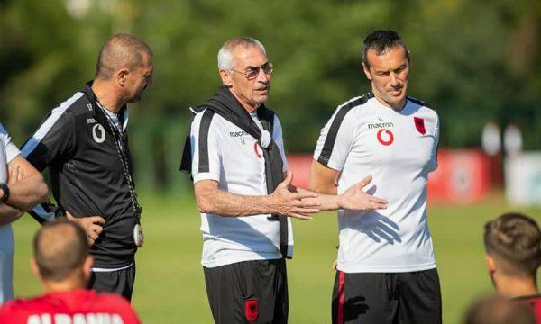 Shqipëria publikon listën e futbollistëve, 13 kosovarë në kombëtare