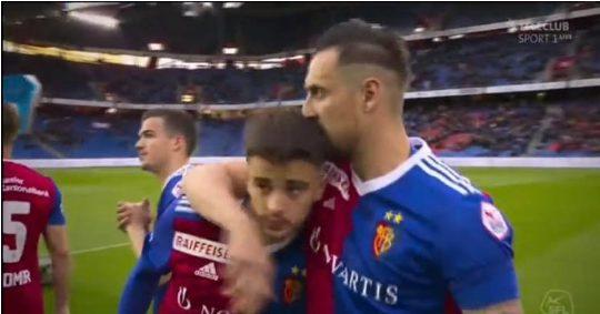 Zhegrova në stilin e Messit, shënon gol të bukur për Baselin