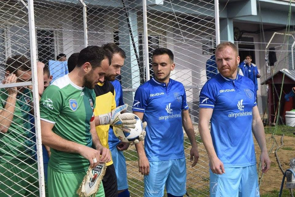 """Ish – futbollisti i Dritës i bindur, """"Titulli kampion vjen në Gjilan"""""""