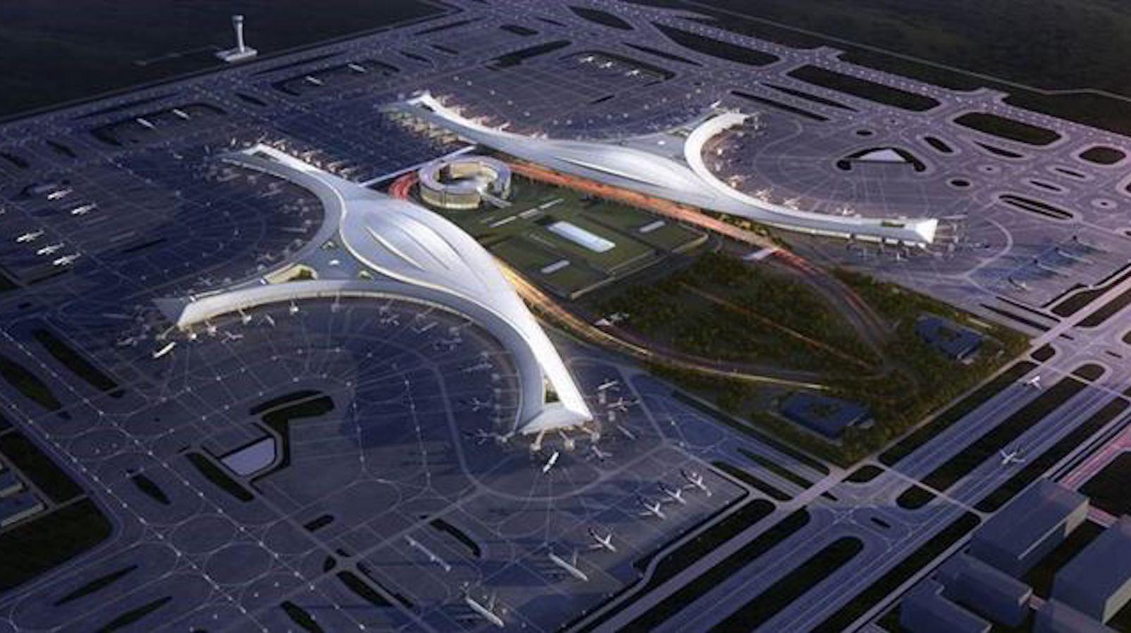 Kina rekord të aeroporteve, 450 sosh deri në vitin 2035
