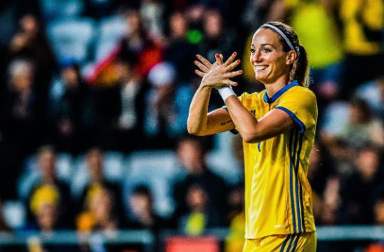 Kosovare Asllani e hapur për sfida të reja, Real Madrid sytë tek ajo