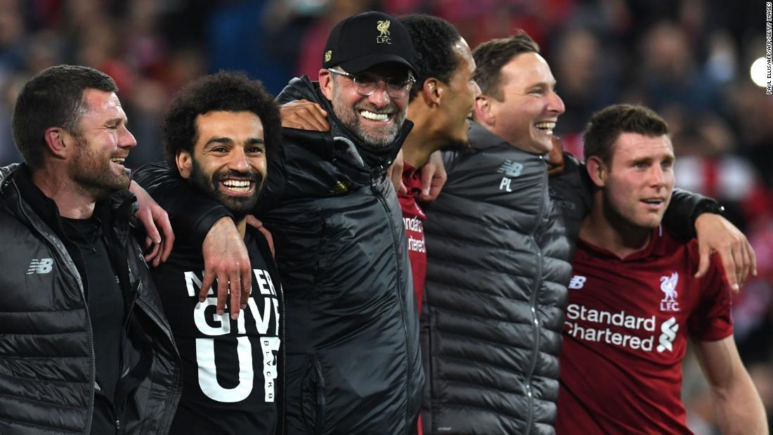 Liverpool humbi titullin, por then rekord evropian për vendin e dytë