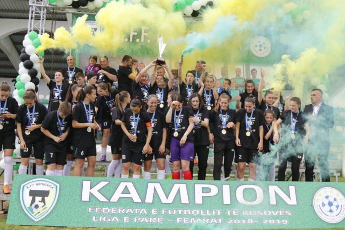 Shorti për edicionin e ri në Superligën e femrave në futboll