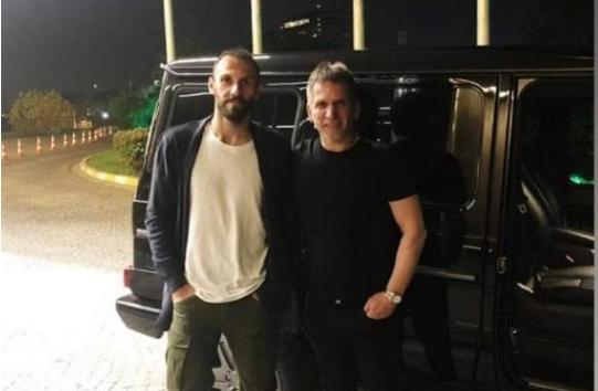 Muriqi në Stamboll, mund të nënshkruaj kontratë me Fenerbahçen