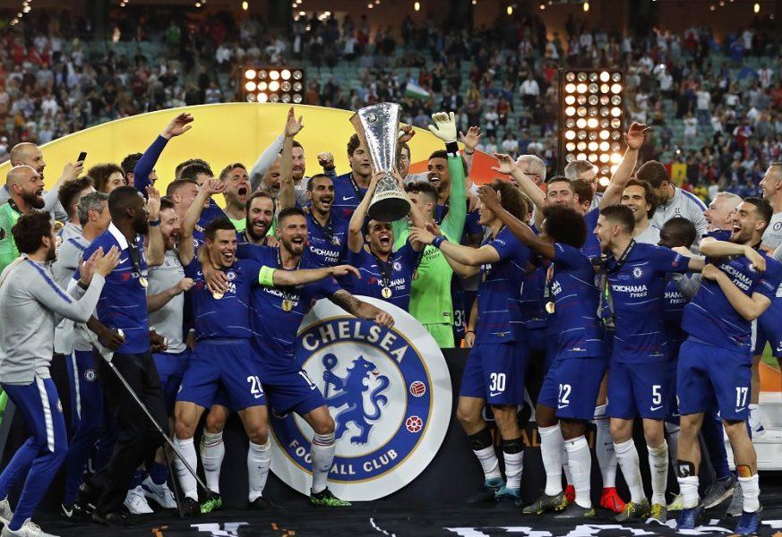 Chelsea nuk është vetëm fitues i Ligës së Evropës, tri skuadra ia panë hajrin!