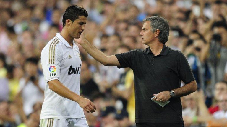 Ronaldo propozon Mourinhon për trajner të Juventusit