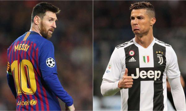 Allegri: 600 golat e Messit frymëzim për Ronaldon