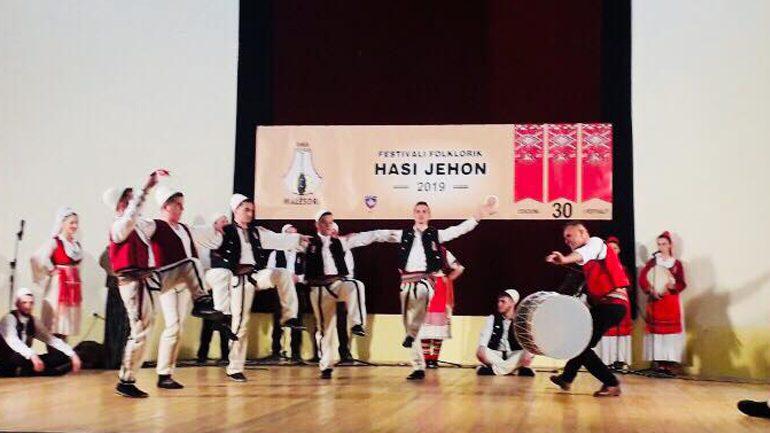 """Nehat Ferati fitues i çmimit """"Instrumentisti i dalluar"""" në Festivalin """"Hasi Jehon 2019″"""