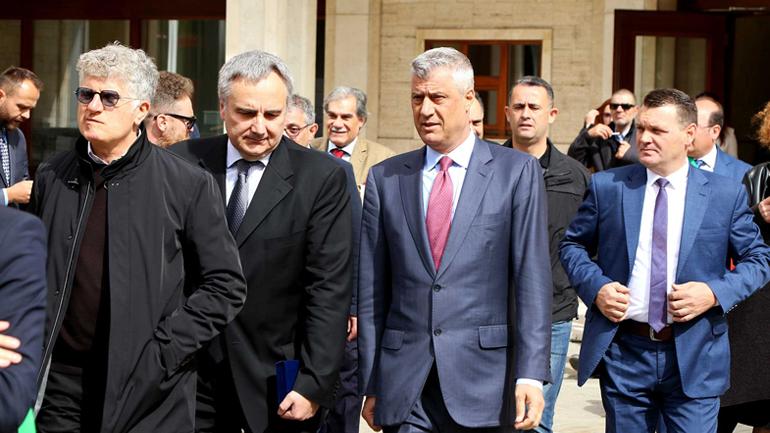 Presidenti Thaçi: Arbëreshët e ruajtën dhe zhvilluan identitetin kombëtar