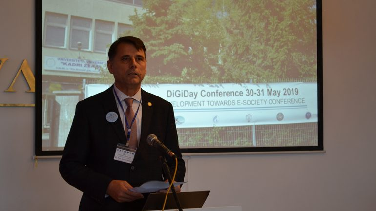 Ka hapur punimet Konferenca e parë DiGiDay 2019 organizuar nga UKZ