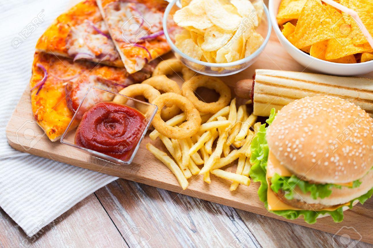 Ushqimet e shpejta dhe depresioni!