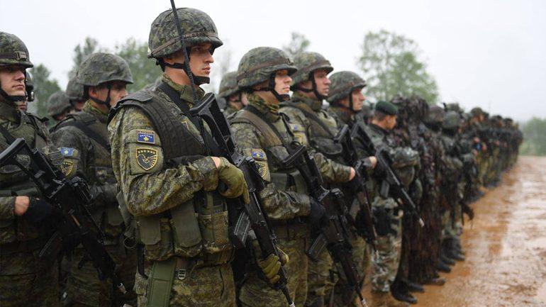 Osmani: Ushtria e Kosovës, shembull i profesionalizmit dhe i besueshmërisë