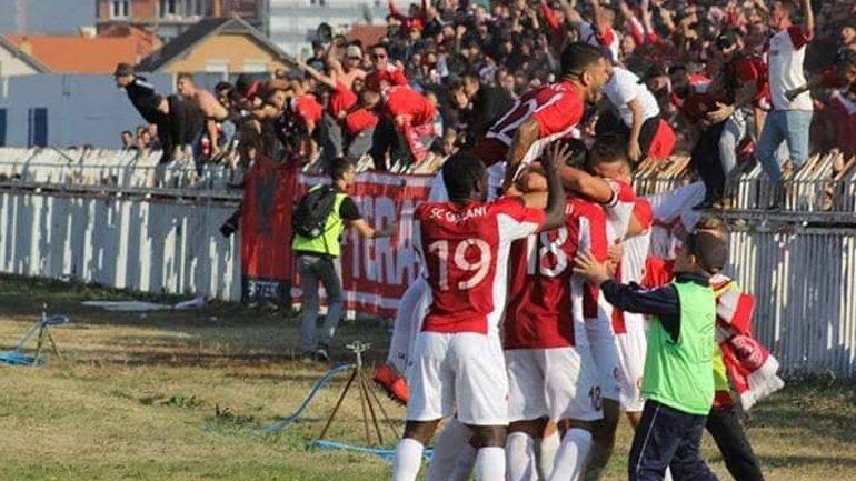 Gjilani mposhti Vushtrrinë, tri skuadra lidere në tabelë