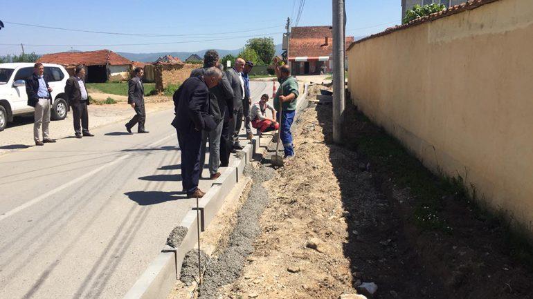 Haliti: Komuna e përkushtuar të realizojë projekte në interes të qytetarëve