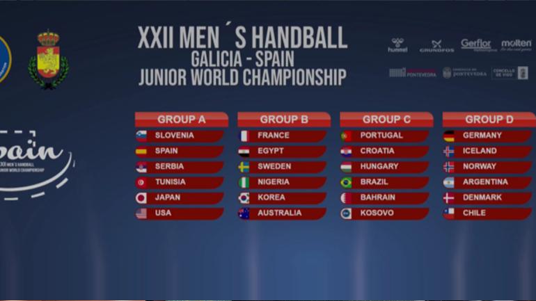 Ja me kë do të jetë në Grup, Kombëtarja U21 e Kosovës në hendboll