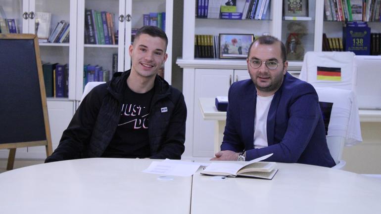 Ismajli ka përgëzuar futbollistin gjilanas Arnis Latifaj për sukseset e arritura në Europë
