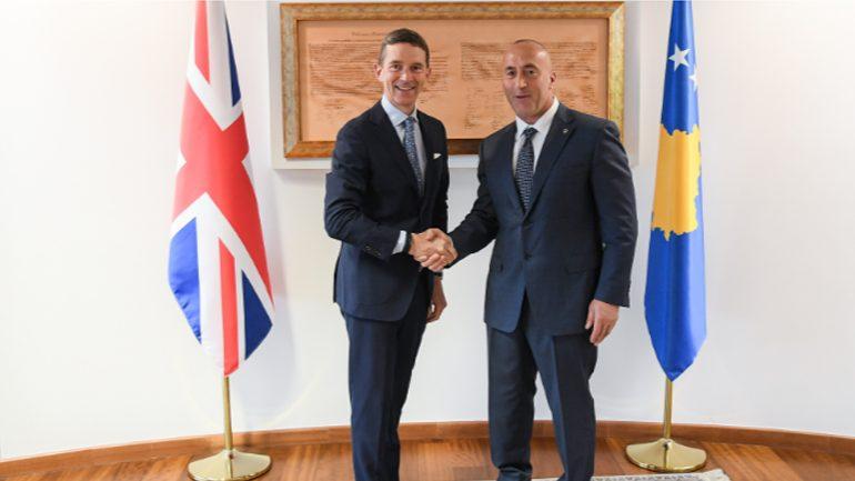 Mbretëria e Bashkuar ka luajtur një rol të rëndësishëm mbështetës për Kosovën