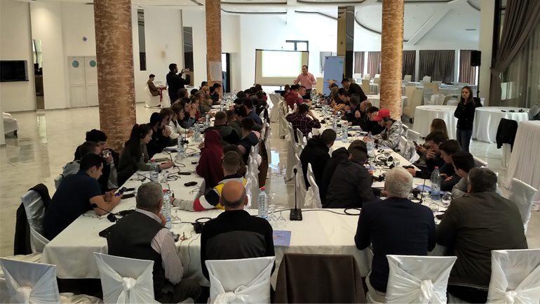 100 të rinj dhe fermerë të rajonit ndërkufitar Gjilan-Kumanovë po trajnohen në ndërmarrësi