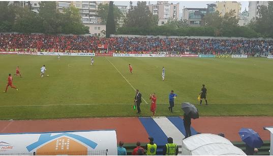Derbi i kryeqytetit e vendos, Partizani kampion i Shqipërisë
