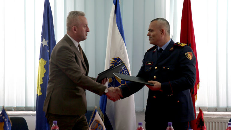 Nënshkruhet Marrëveshja e Mirëkuptimit për patrullime të përbashkëta